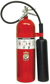 Extinguisher For Fire Class BC