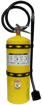 Extinguisher For Fire Class D
