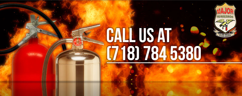 Contact Major Fire Protection at 718 784 5380
